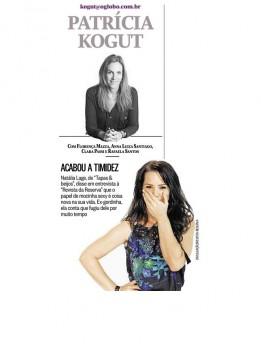O Globo_Patricia Kogut_09.09