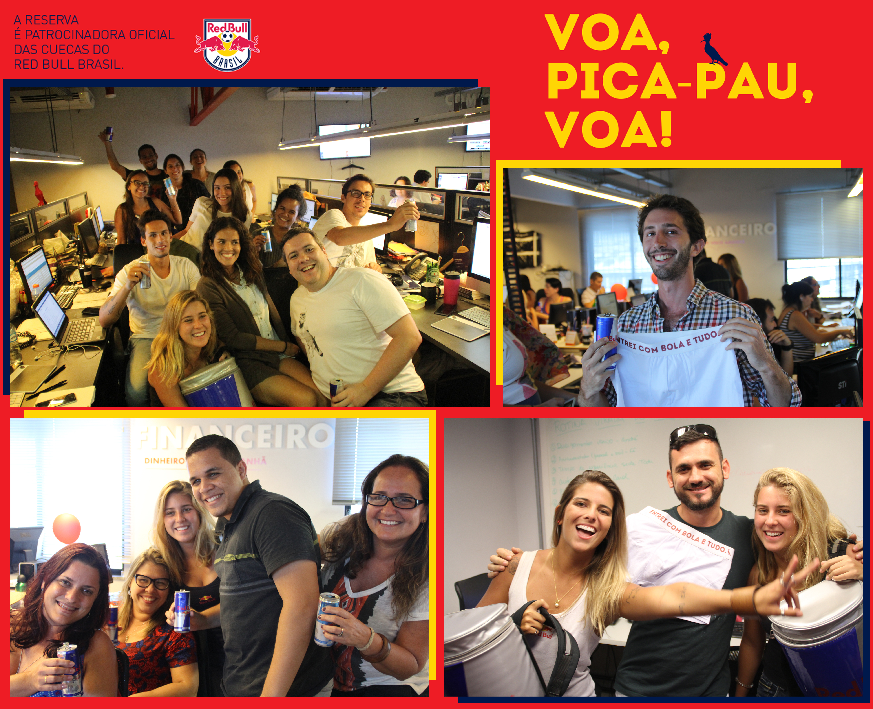 RESERVA & RED BULL BRASIL – Família Reserva